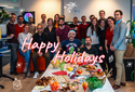 The team wishes you Happy Holidays! 🎄