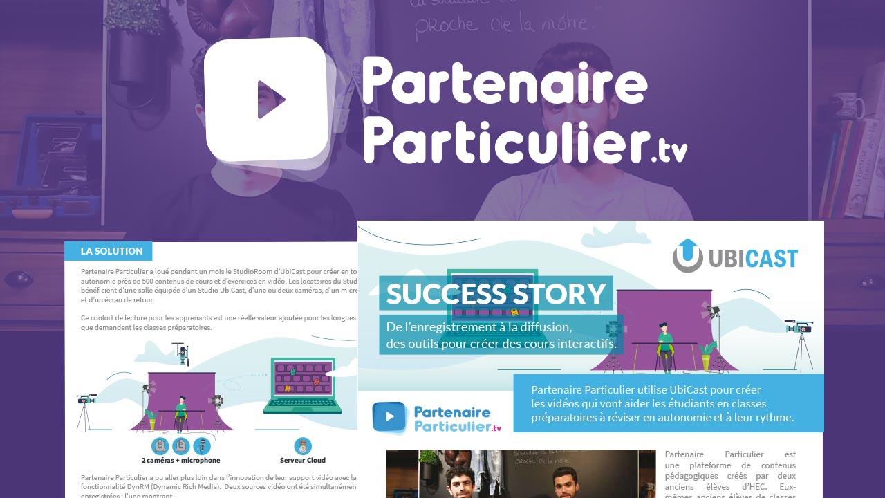 success story Partenaire Particulier