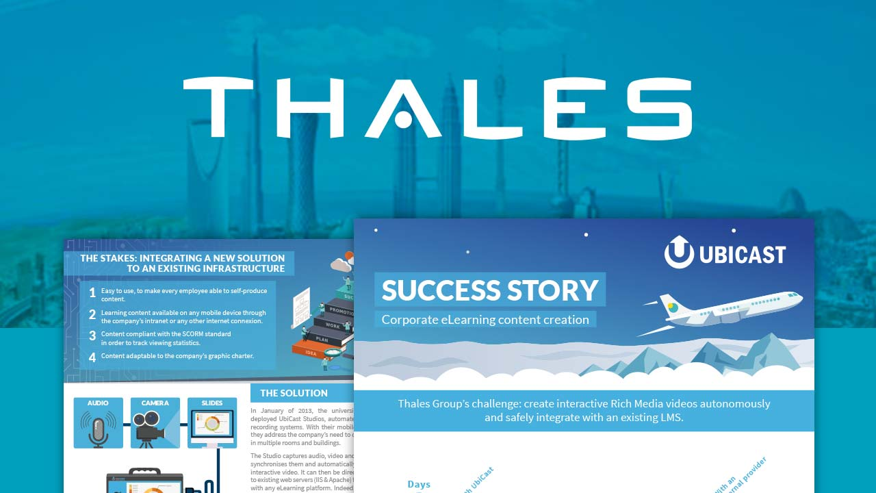 success story Thales